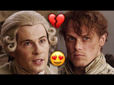 OUTLANDER FINALE: LORD JOHN GREY SAVES THE DAY