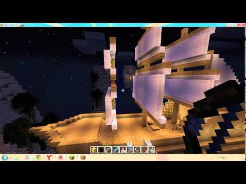 Minecraft Hallowen Save Ultimate home