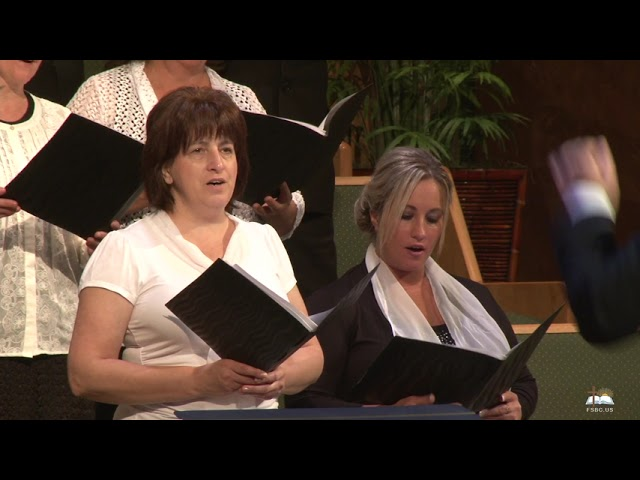 First Choir - Помни Крест Голгофский