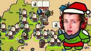 Making the ULTIMATE ARMY in Cartoon Craft?! screenshot 5
