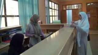 فيديو خاص بمكتبة كلية العلوم الانسانية و الاجتماعية