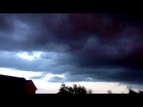 Stormy tonight then......