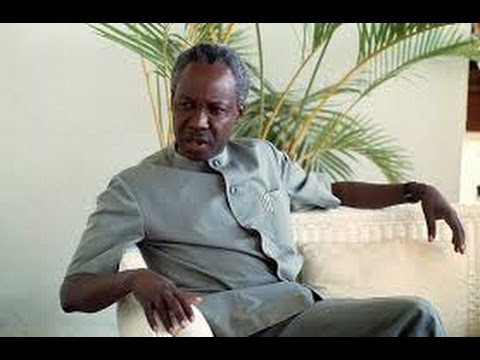 THE LATE JULIUS KAMBARAGE NYERERE OF TANZANIA!
