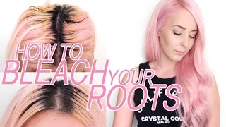 How To: Bleach Roots | by tashaleelyn