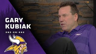 Gary Kubiak Discusses Fit On Vikings Coaching Staff, Thoughts on Kirk Cousins and Mike Zimmer