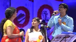 Thande Thande Paani Se - Satish, Madhavi & Kavya -- Kala Ankur Ajmer