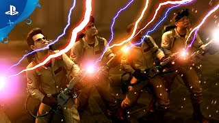 Ghostbusters: The Video Game Remastered | Reveal Trailer | PS4