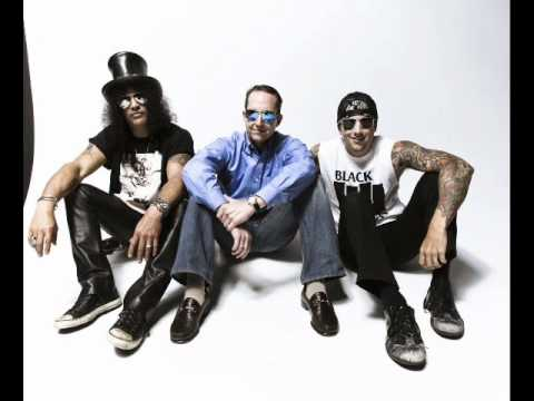 Slash - Nothing To Say feat. M.Shadows:歌詞+中文翻譯