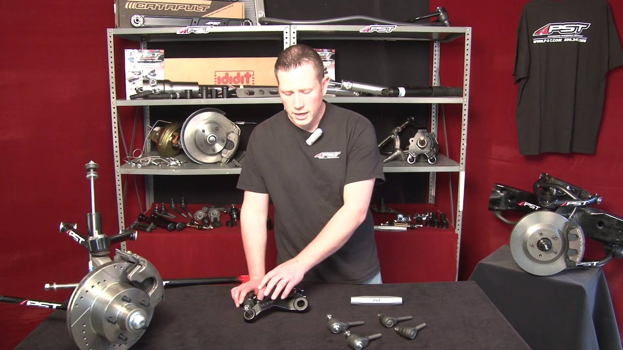Mopar Fast Ratio Steering Linkage Kit For B and E Body
