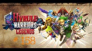 Hyrule Warriors Legends (100%) épisode 158 - CARTE MASTER QUEST PARTIE 7
