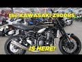 Just Released! KAWASAKI Z900RS Now in Stock