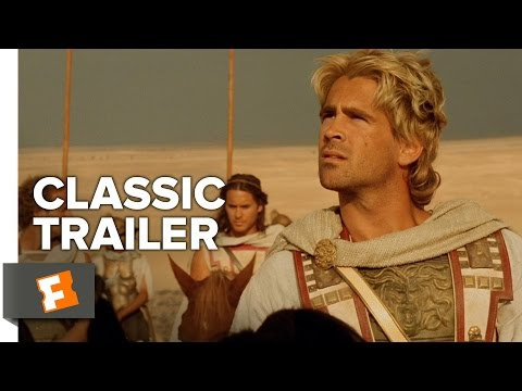 Alexander Revisited - Director's Cut (2004) Official Trailer - Colin Farell, Angelina Jolie Movie HD