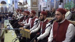 فرقة رَوح الشام - الوصلة الأولى - جلسة الأنوار من مسجد العثمان