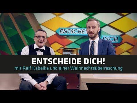 Entscheide dich! mit Ralf Kabelka   NEO MAGAZIN ROYALE mit Jan Böhmermann - ZDFneo