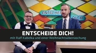 Entscheide dich! mit Ralf Kabelka | NEO MAGAZIN ROYALE mit Jan Böhmermann - ZDFneo