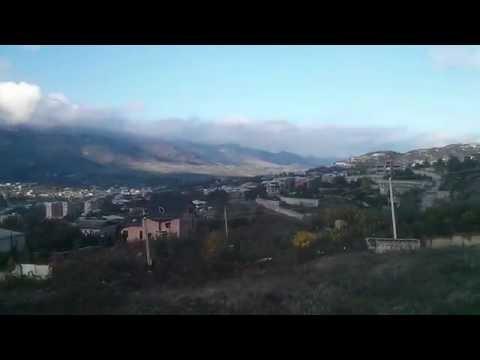 The Nature Of Beautiful Ijevan(city In Armenia)