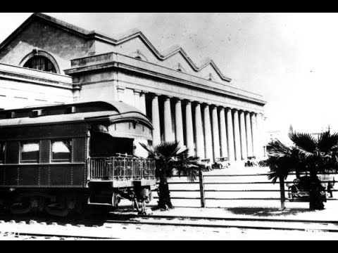 Our Union Terminal- Jacksonville's Old Railroad Station from 1919 until 1974