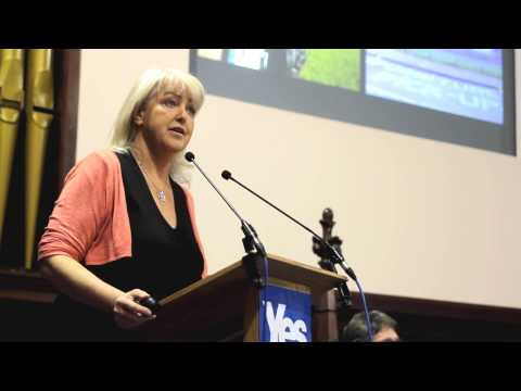 Imagine a better Scotland with Lesley Riddoch