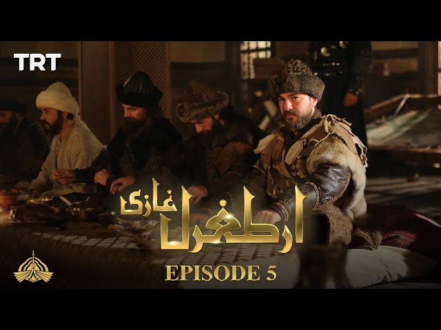 Ertugrul Ghazi Urdu | Episode 5 | Season 1