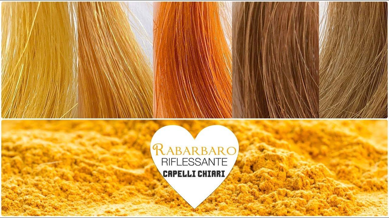 Top Blonde Henna (Rhubarb) - Natural Hair Color For Light & Blond Hair DZ92
