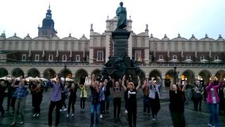 Every Praise - Flash Mob Kraków 1.10.14 (Hezekiah Walker)