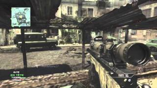 Test Call Of Duty MW3 - Multijoueur PS3