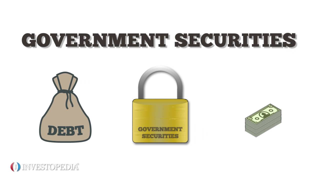 What is a government security - YouTube