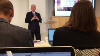 Xerox CEO Jeff J kicks off biggest Xerox launch ever