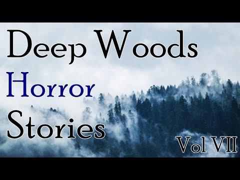 3 Scary Encounters in The Woods! Vol VII (7) (Lost in the Woods, Skinwalker) | Mr. Davis