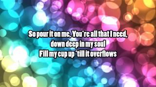 Download TobyMac - Overflow Lyrics Mp3 and Videos