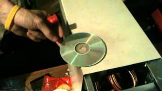 napalovanie CD