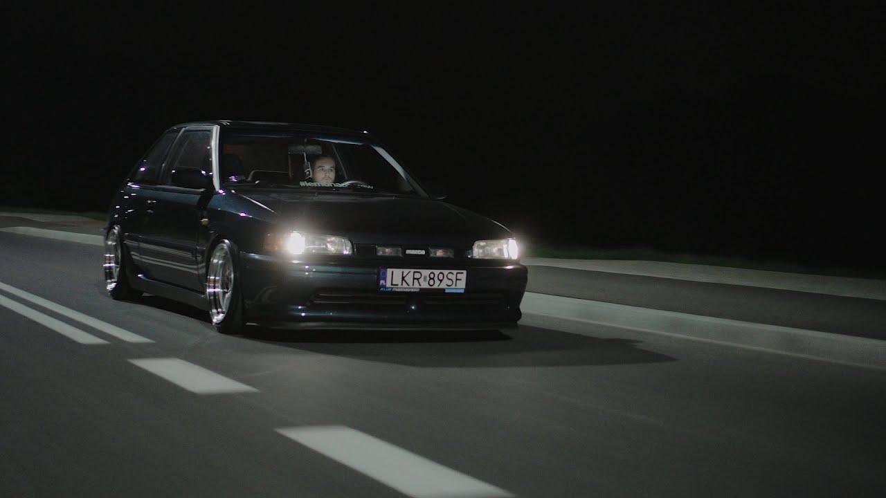 Lowered Mazda 323 Bg By Jasoon Lemonadecrew Youtube