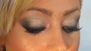 Soft & Sassy Boudoir Eyes Makeup Tutorial