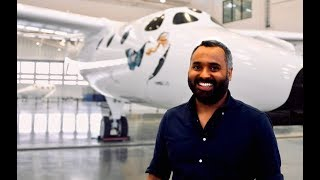 Visiting Virgin Galactic And Spaceport America  BBC Click