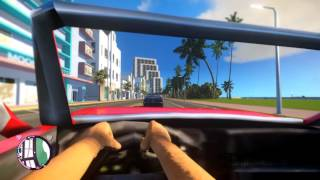 """GTA Vice City Mission 1"" - First Person PC Gameplay Commentary"