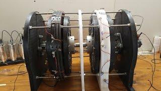 Energie Libre : Réplication de notre moteur Pulsar V2