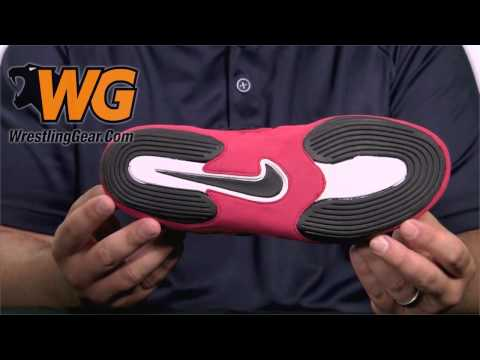 Nike Inflict Wrestling Shoe