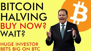 Bitcoin Halving, BUY NOW? WAIT? Price Breaking Out On News of HUGE INVESTOR'S BTC PLAY