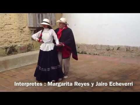 Torbellino Danza clásica colombiana