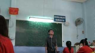 ◄11a13► Thầy Đức Anh hát '' Chút tàn phai''  [8/3/2012]