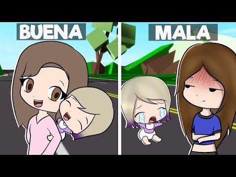 NIÑERA MALVADA VS NIÑERA BUENA EN BROOKHAVEN ROBLOX