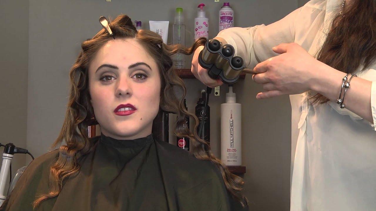 Halr Hair Waver فير تكسير Youtube