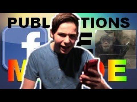 LES PUBLICATIONS BIZARRES SUR FACEBOOK! - Marco