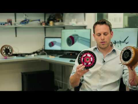 0 - Eviation Aircraft nutzt 3D-Druck zur Entwicklung von Elektro-Flugzeug für Kurzstrecken