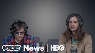 Weezer's New Music Corner Ep  4  VICE News Tonight (HBO)