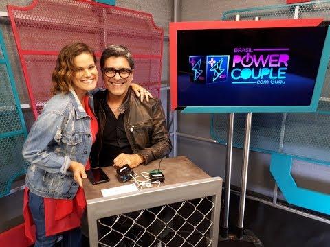 Power Couple Online | Junno Andrade Faz Esquenta Para O Reality Show