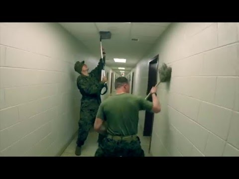 What Marines Actually Do at The Basic School...