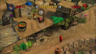LEGO Indiana Jones 2 - Temple of Doom - Red Bricks | WikiGameGuides