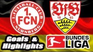 Nuremberg vs Stuttgart - 2018-19 Bundesliga Highlights #11