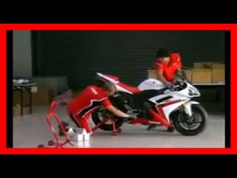 Yamaha R1 2007 test ride / Rennstreckentest